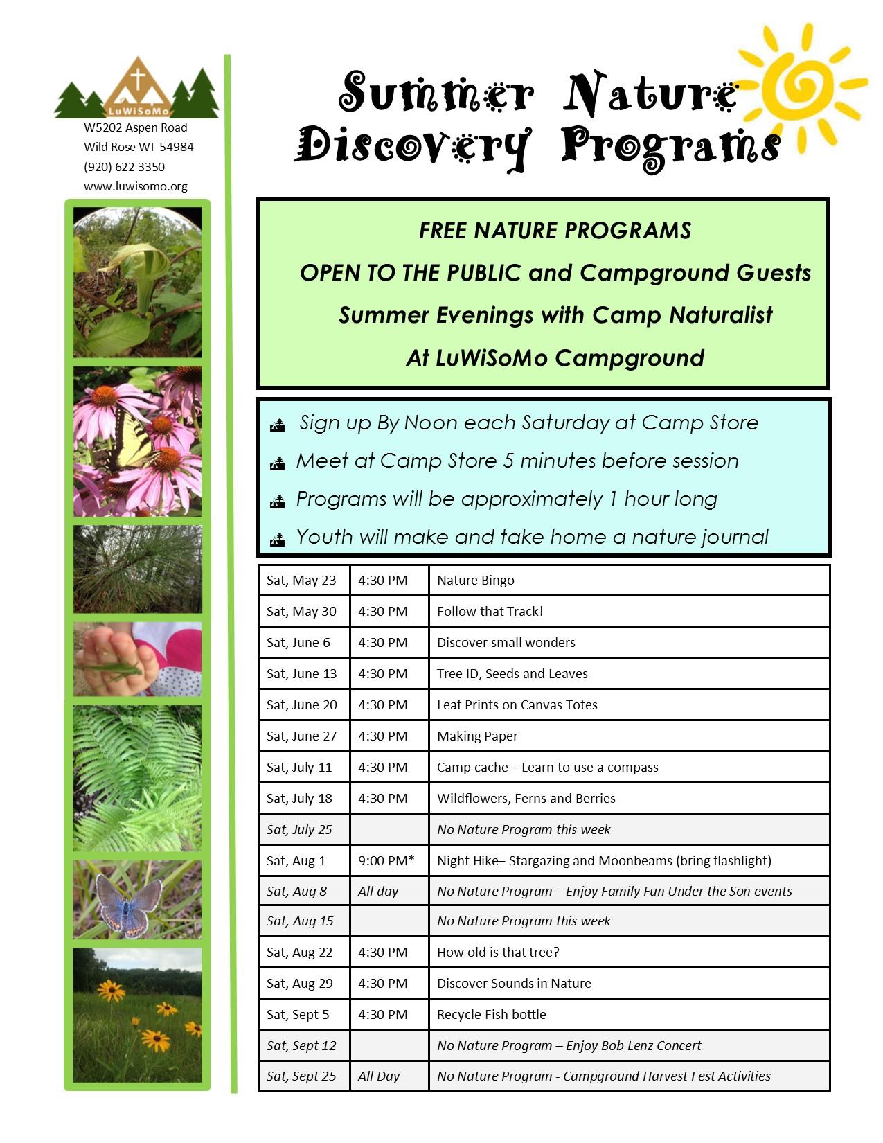 Nature Program - Nature Program