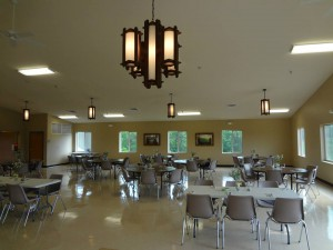 Dining Hall Inside