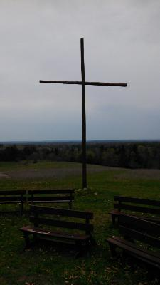 Meditation Hill Cross