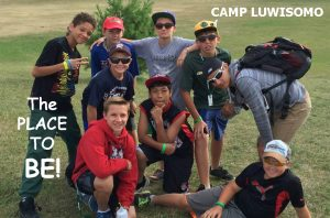 guys at camp-THE PLACE TO BE!