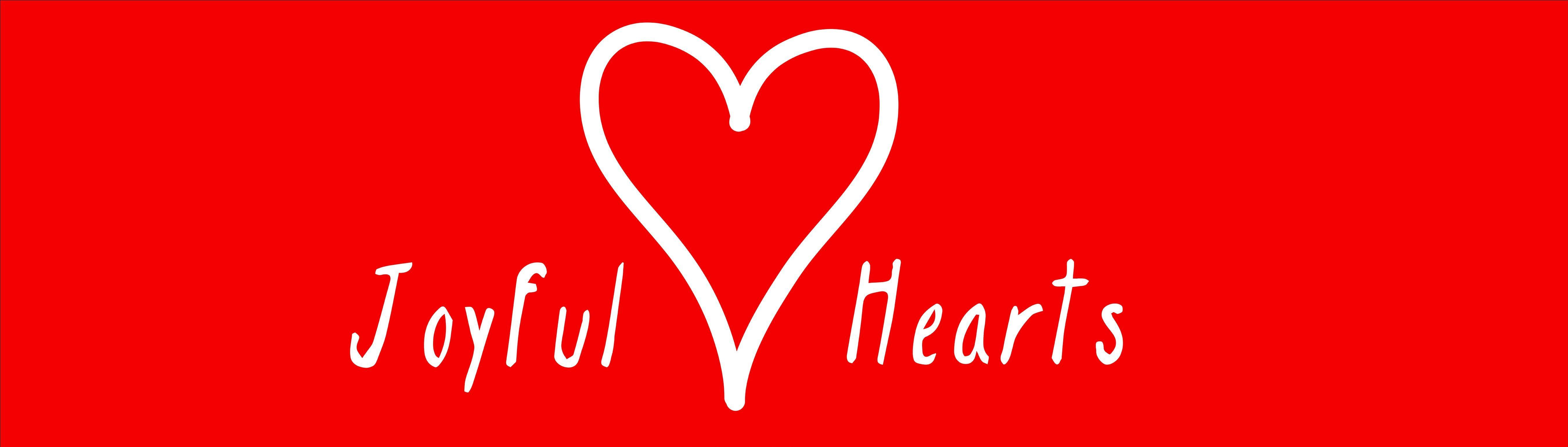 Joyful Hearts Banner