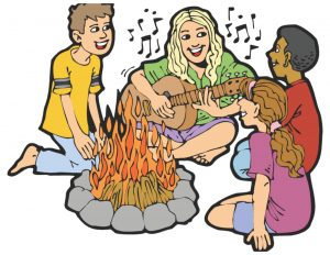 campfire sing